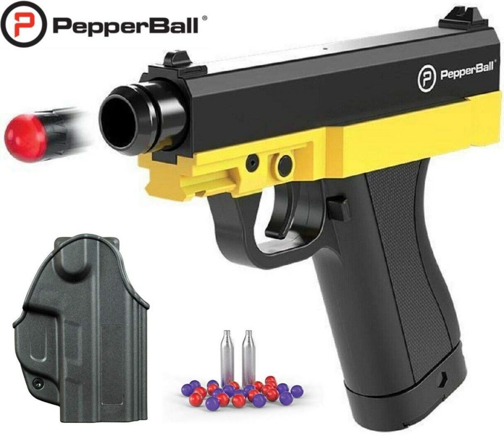 Best Pepper Ball Gun